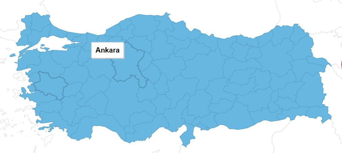Milletvekilleri şeffaflık ve mal varlığı beyanı (Türkiye haritası)
