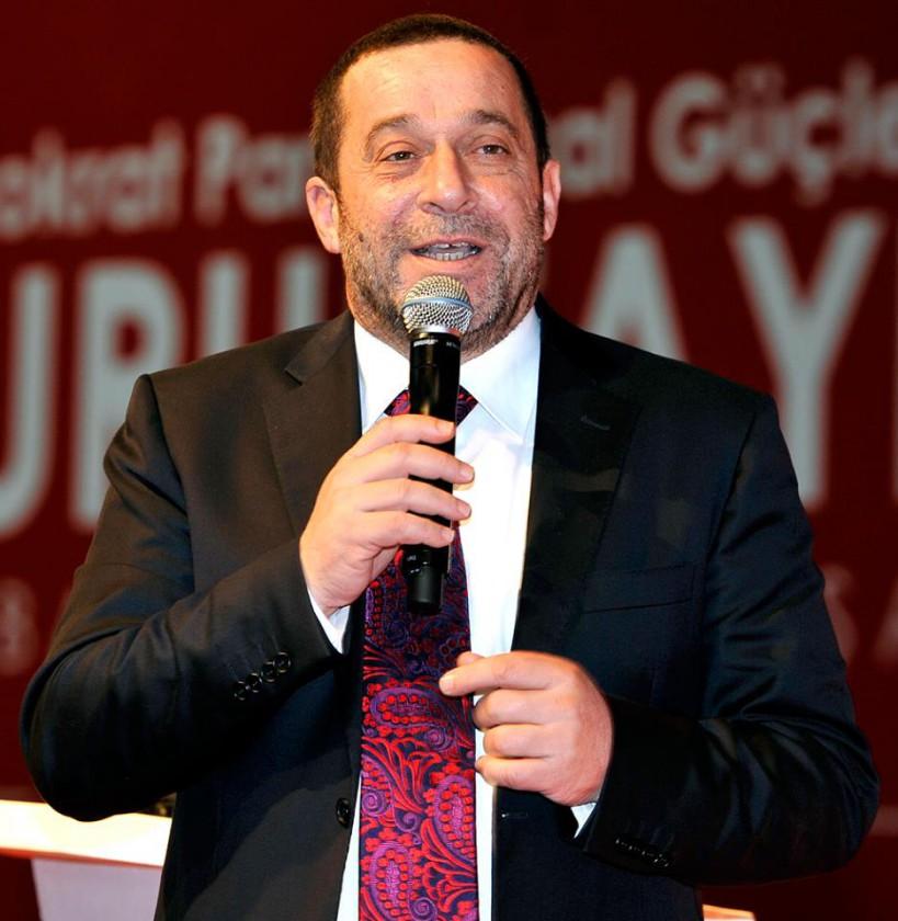 KKTC DP Milletvekili Serdar Denktaş