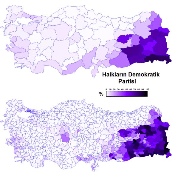 1 Kasım HDP