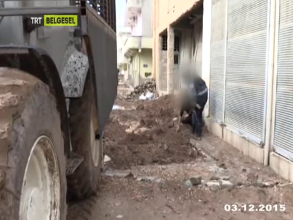 hendek bomba