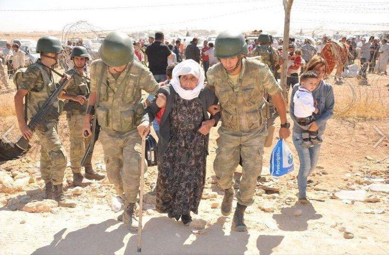 turk askeri yardim