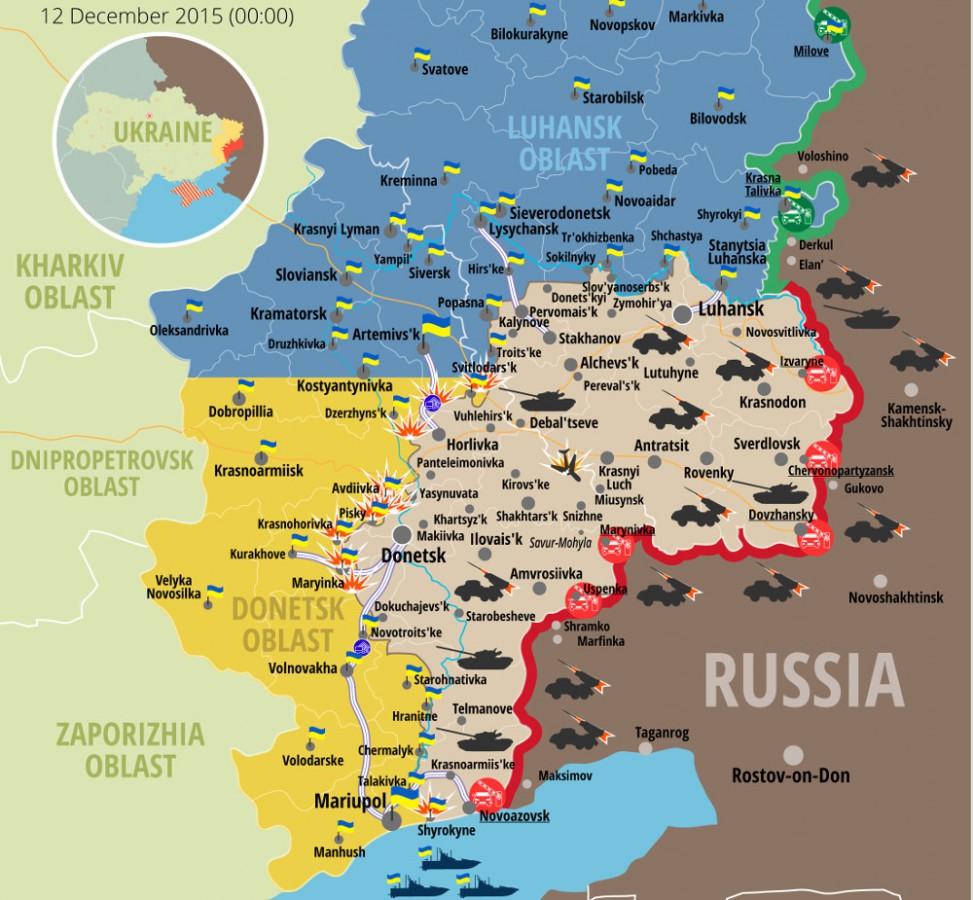 ukrayna 12 Aralık 2015