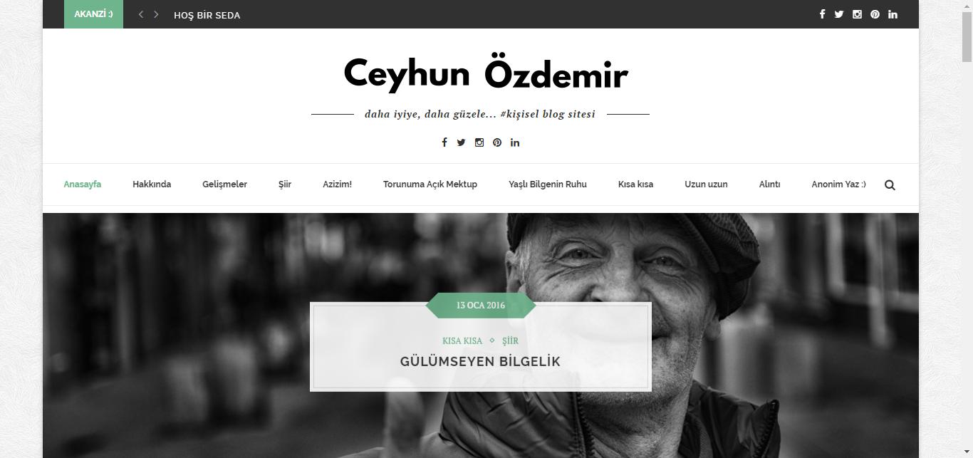 ceyhunozdemir.com