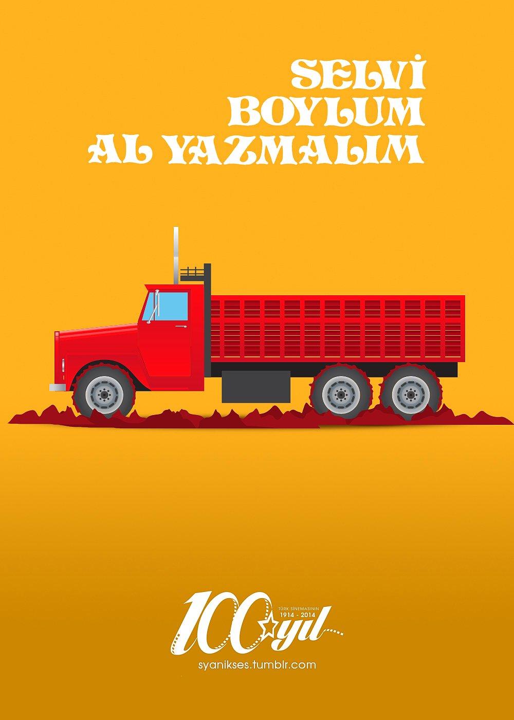 minimalist poster (sadecilik) (2)