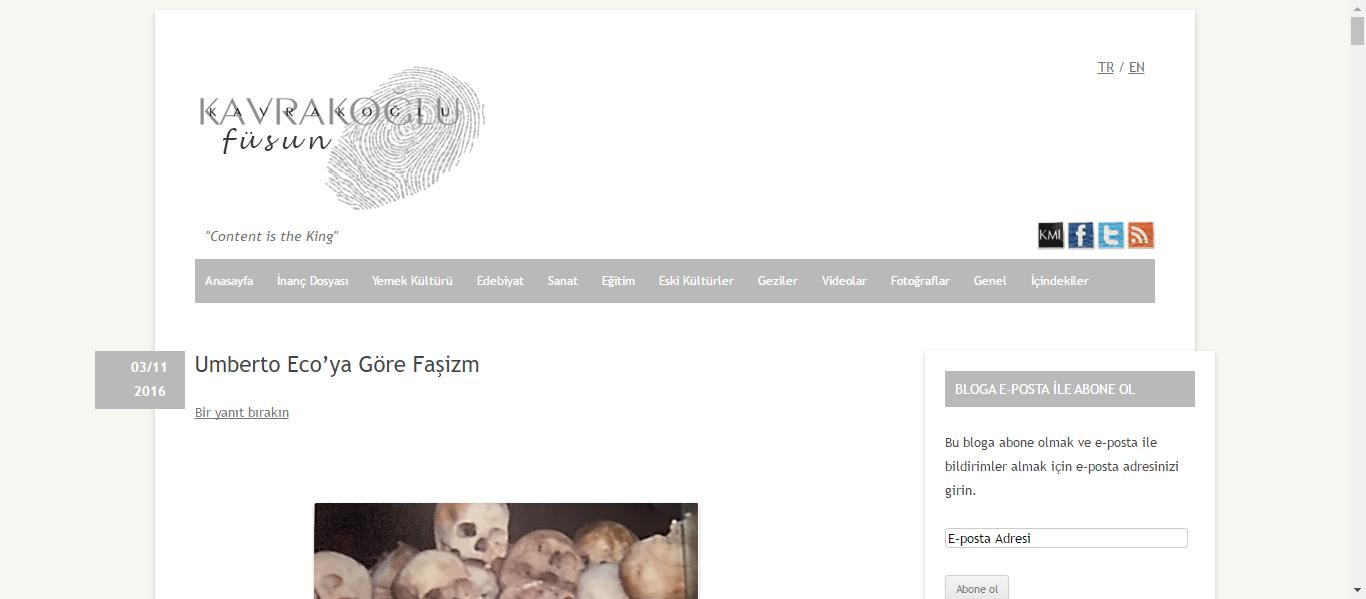 minimalist site tasarımları 1