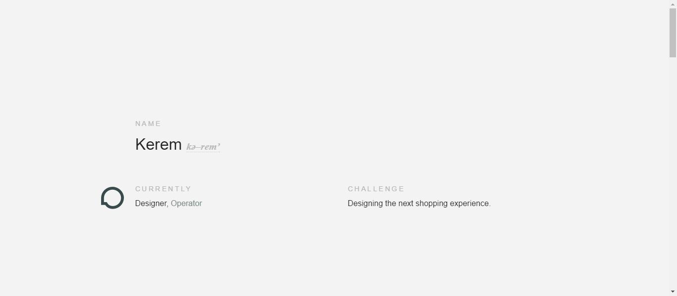 minimalist site tasarımları 4