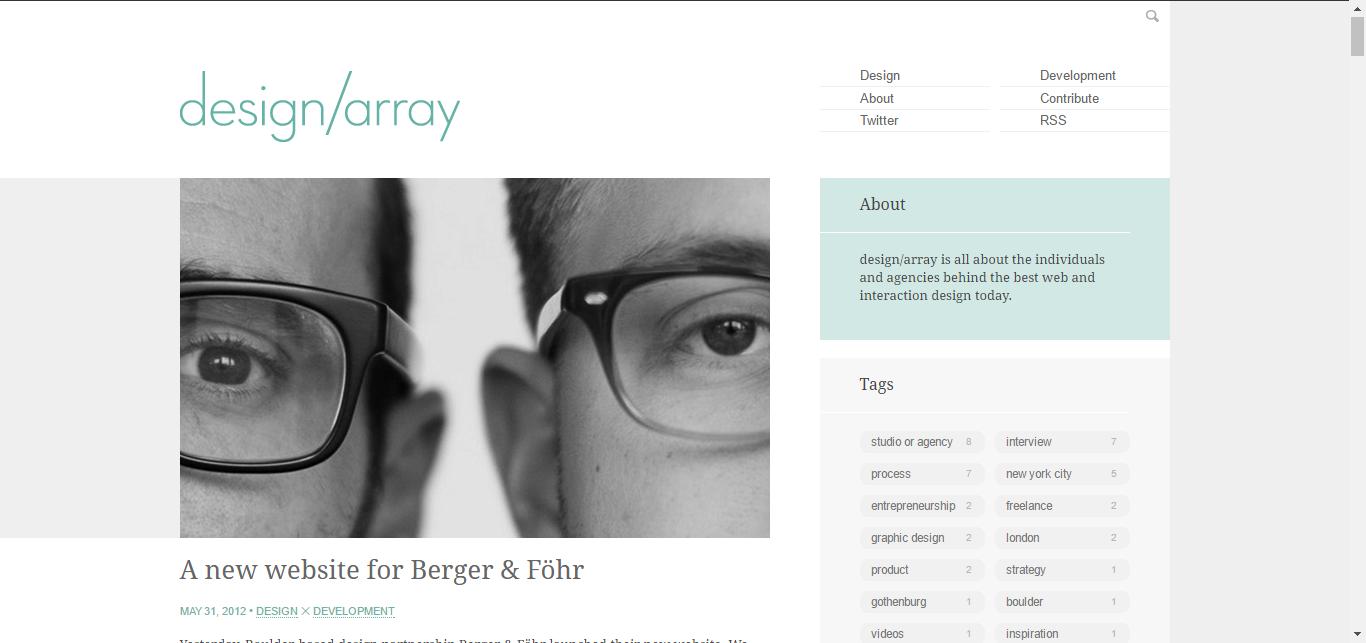 minimalist site tasarımları 6