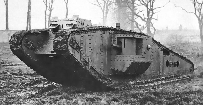 ingiliz mark tankı
