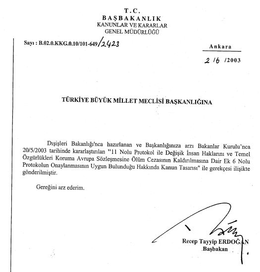 akp-erdogan-idam-cezasi-2003